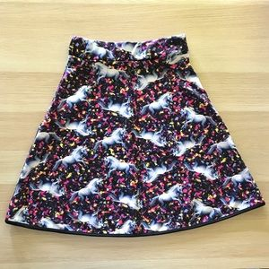 Unicorn skirt! 🦄